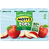 Mott's for Tots Apple, 6.75 fl oz boxes, 8 count (Pack of 4)