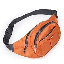 Naoki Outdoor Sports Cycling Hiking Camping Climbing Fishing Travel Waterproof Nylon Multi-purpose Leisure Purses Waist Pack Wallet Chest Bag