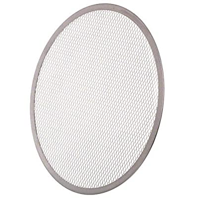 Generic Commercial Grade Seamless Aluminum Pizza Screen 14 Inch
