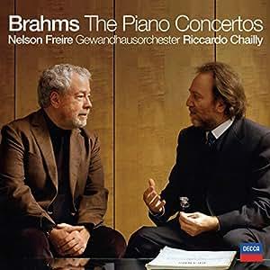 Brahms: Piano Concertos, Nos. 1 & 2