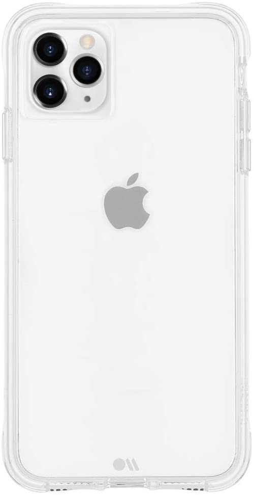 Case-Mate - Tough - Clear Case for iPhone 11 Pro - 5.8 inch - Clear