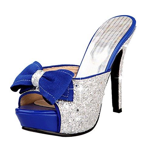 Caviglia Uh Sulla Donna Blau Aperte qzqrT54P