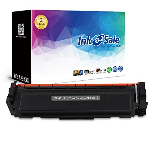 Ink e sale compatible hp 410x cf410x black toner cartridge for Ink sale