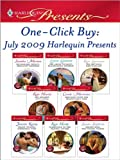 img - for One-Click Buy: July 2009 Harlequin Presents: Billionaire Prince, Pregnant Mistress\The Greek Tycoon's Blackmailed Mistress\The Brunelli Baby Bargain\The ... Baby\Pirate Tycoon, Forbidden Baby book / textbook / text book