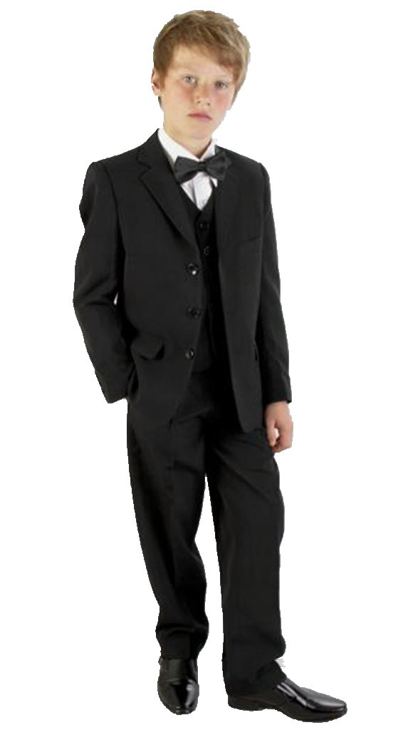 MLT Boy's Wedding Suits Three Pieces Party Prom Tuexdos (XL)