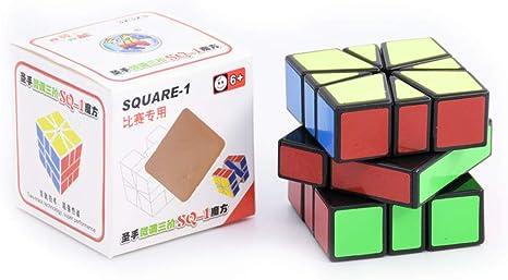 ShengShou Square, Multi Color