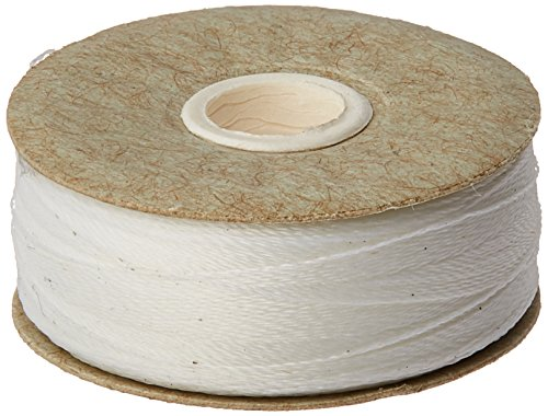Superior Threads 114-M-72621 Bobbin 72 Count M Style Prewound Super Bobs, Lace White (Super Bobbins)