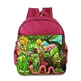 Maya The Bee Kids School Backpack Bag Pink