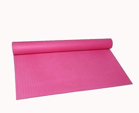 CRRQQ Colchonetas de Yoga, Material de Doble TPE Colchoneta ...