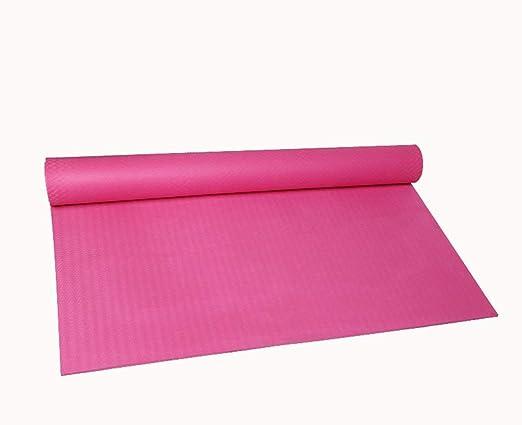 LINrxl Colchonetas de Yoga, Material de Doble TPE Colchoneta ...