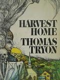 Harvest Home, Thomas Tryon, 0394485289