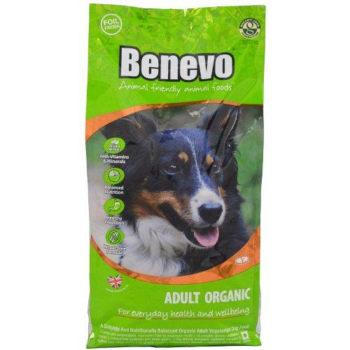 Benevo Dog Organic Veganes Bio Hundefutter, 1er Pack (1 x 15 kg)