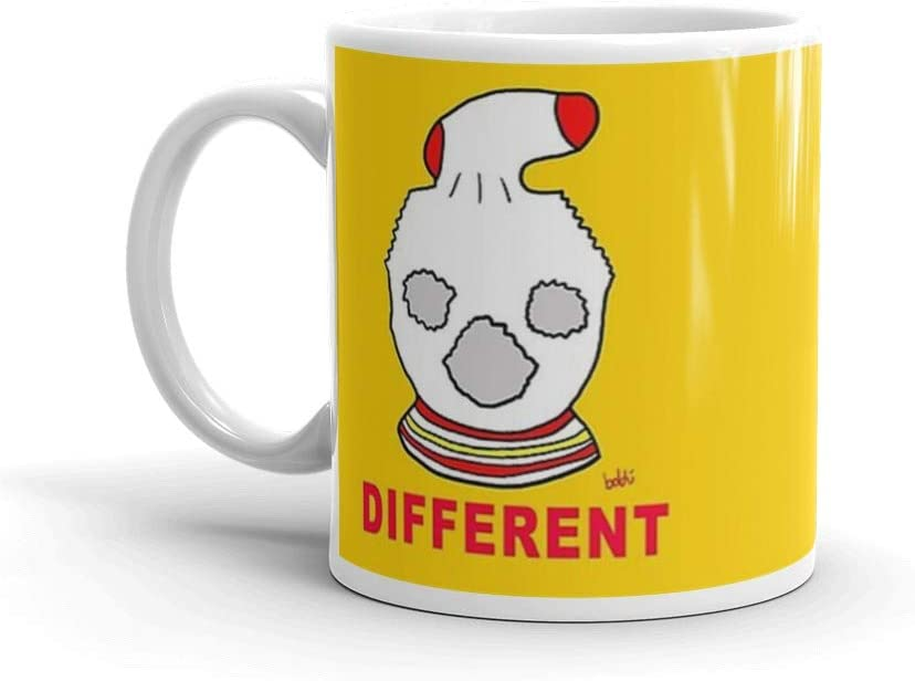 Amazon Com Different Fantastic Mr Fox 11 Oz Ceramic Glossy Gift For Coffee Lovers Quote Mug Gifts For Men Women 11 Oz Ceramic Glossy Mugs Gift For Coffee Lover Kitchen Dining