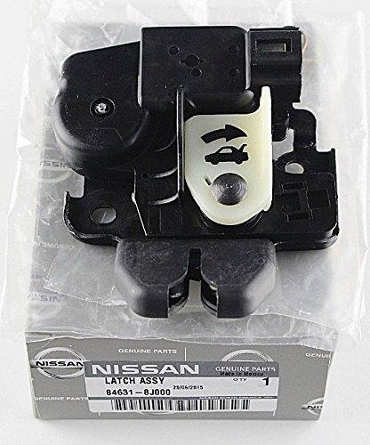 Nissan 84631-8J000, Trunk Lock Actuator Motor
