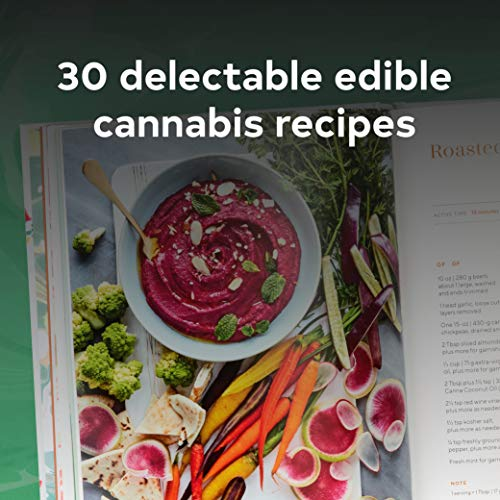 51qOs7BgMoL - Edibles: Small Bites for the Modern Cannabis Kitchen (Weed-Infused Treats, Cannabis Cookbook, Sweet and Savory Cannabis Recipes)