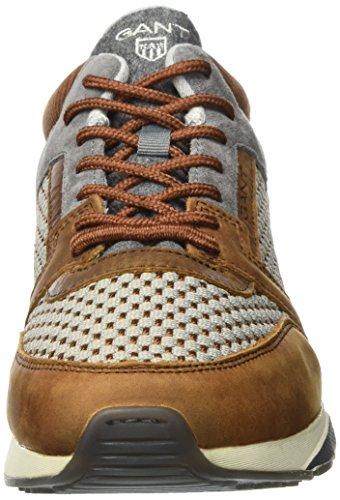 Gant Herren Apollo Hoge Sneaker Meer Kleur (grijze Dag)