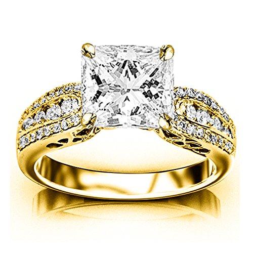 1.5 Ct Tw Round Diamonds - 2