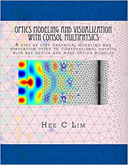 Optics Modeling and Visualization with COMSOL Multiphysics: A step