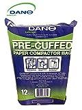 Compactor Bags Pre Cuffed