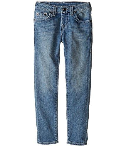 True Religion Kids Baby Girl's Casey Single End Jeans in Supernova Blue (Toddler/Little Kids) Supernova Blue Jeans