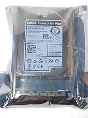 "RWV5D DELL 1.2TB 10K SAS 2.5"" 12Gb/s HDD ENTERPRISE PLUS EQUALLOGIC PS6100 PS6200 PS6210S PS6210XS"
