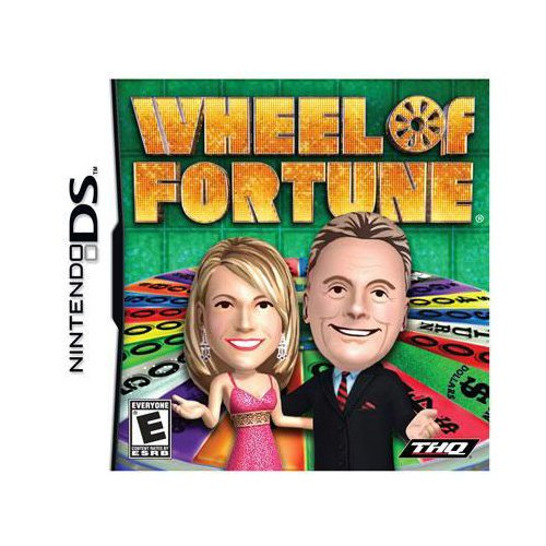New Thq Wheel Of Fortune Puzzle Game Complete Product Standard Retail Nintendo Ds (Complete Product Puzzle Game)