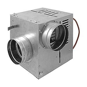 Turbina Ventilador AN1 Darco 400 M3/H Distribución de aire caliente