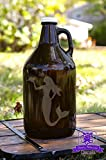 Mermaid with Seashell Beer Growler Gift
