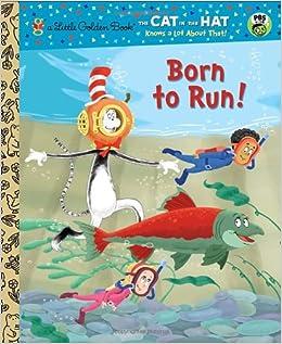 Book Born to Run! (Little Golden Book)