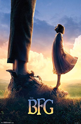 Trends International The Bfg-Teaser Wall Poster