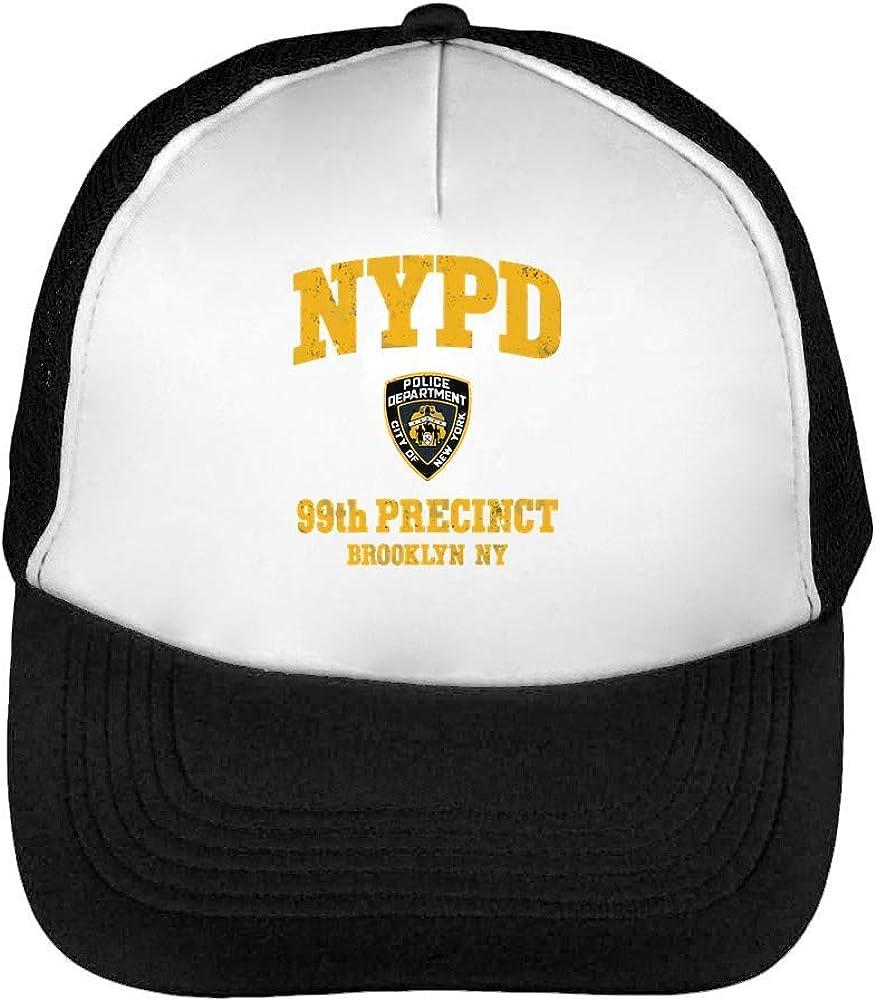 NYPD 99th Precinct Brooklyn NY Police Gorras Hombre Snapback ...