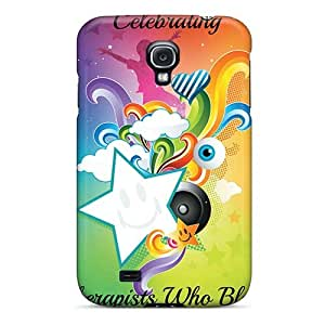 AlissaDubois Samsung Galaxy S4 Excellent Hard Cell-phone Cases Custom Beautiful Inside Out Skin [eZb9954aDDO]