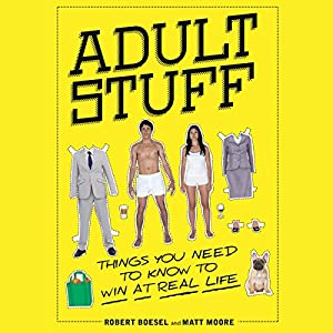 Adult Stuff Audiobook