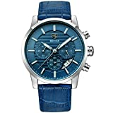 Best Design Watches - BENYAR Quartz Chronograph Waterproof Watches Business And Sport Review