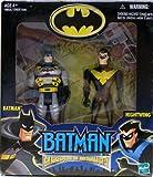 Gatekeepers of Gotham City Batman & Nightwing 2pack