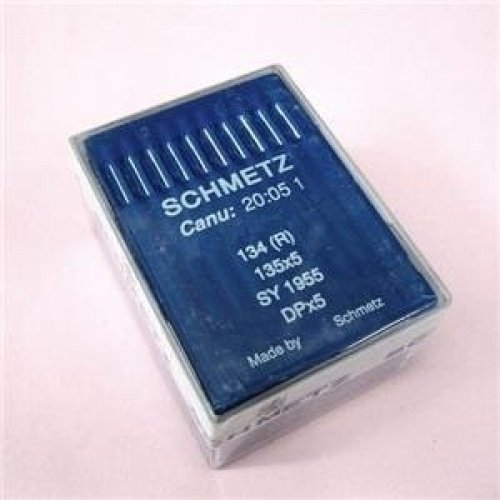 R Metric 100 Size 16 135X5 DPX5 CANU:20:05 1 Industrial Sewing Machine Needles 100 Schmetz 134