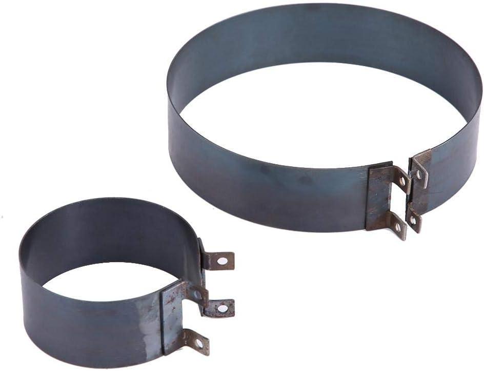Cocoarm Gruppo compressore a pistone Kit compressore per Fasce Elastiche Kit compressore per Fasce Elastiche per Auto a Compressione Set di Utensili per compressori 62-145 mm