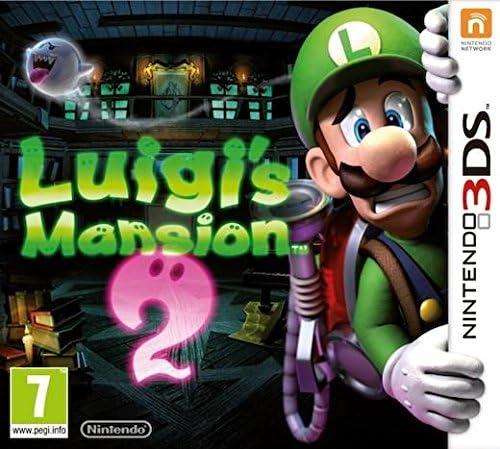 Luigi S Mansion 2 Dark Moon Nintendo 3ds Amazon Co Uk