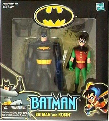 Batman Animated Walmart Exclusive Batman and Robin
