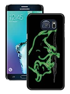 Unique Samsung Galaxy Note 5 Edge Case ,Fashionable And Popular Designed Case With NCAA American Athletic Conference AAC Football South Florida Bulls 2 Black Samsung Galaxy Note 5 Edge Cover Case Good Quality Phone Case