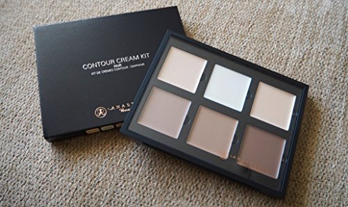Anastasia Beverly Hills Contour Cream Kit (Fair). 6-Shade Highlight and Contour Palette for Fair Skin (Anastasia Concealer)
