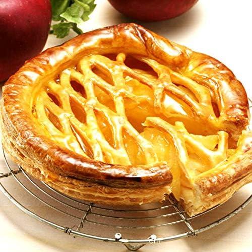 Amazon | 紅玉アップルパイ 6号18cm りんごパイ 人気 ケーキ 冷蔵便 | リブラン | ケーキ・洋菓子 通販