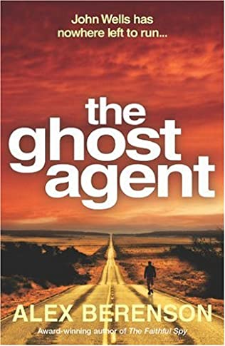 book cover of The Ghost War