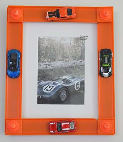 Amazon.com: Hot Wheels Photo Frame, Car Frame, Hot Wheels, Ready to ...