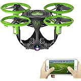 QWinOut FQ777 FQ26 Miracle 0.3MP Camera WiFi FPV Mini Selfie Drones Altitude Hold Foldable RC Quadcopter APP Control RTF