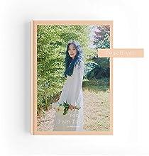 JYP Ent TZUYU Twice - Yes, I am Tzuyu [Peach ver.] 254p Photobook+Pre-Order Benefit+Extra Photocards Set