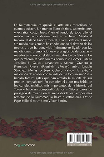 Los carteles malditos y otros misterios taurinos (Spanish ...