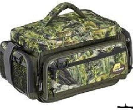 Perfect Ice Fishing Soft Sided Tackle Bag Box w// 1 Box Plano SoftSider 3500