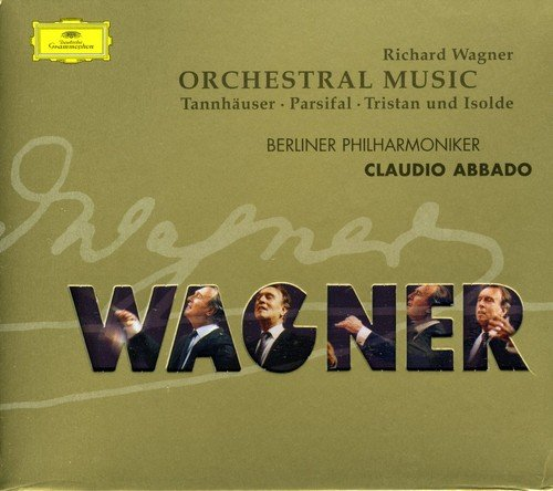 Wagner: Orchestral Music- Tannhauser / Parsifal / Tristan by Dg Imports