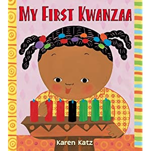 My First Kwanzaa (My First Holiday) Paperback – October 14, 2014